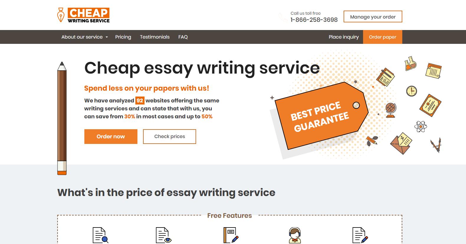cheapwritingservice-website